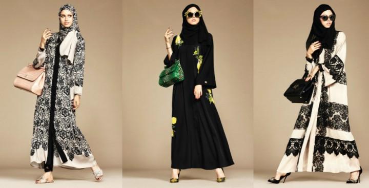 d&g abaya
